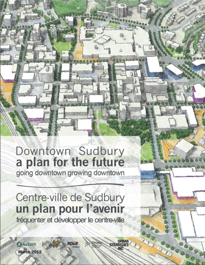 Downtown Sudbury Master Plan