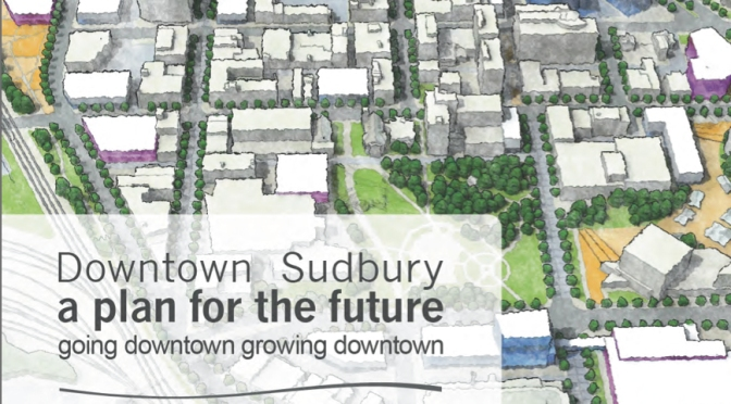 Downtown Sudbury Master Plan